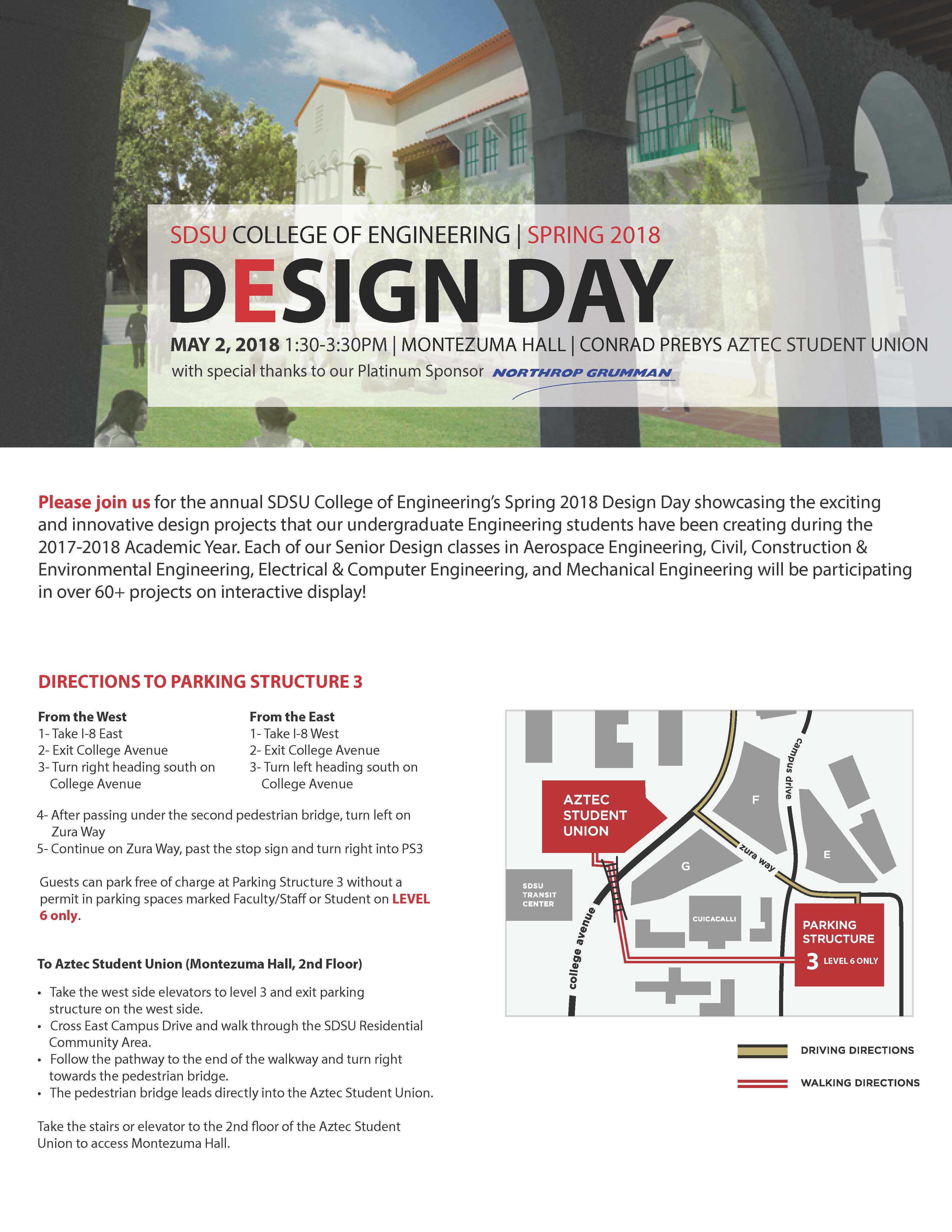 Senior Design Day